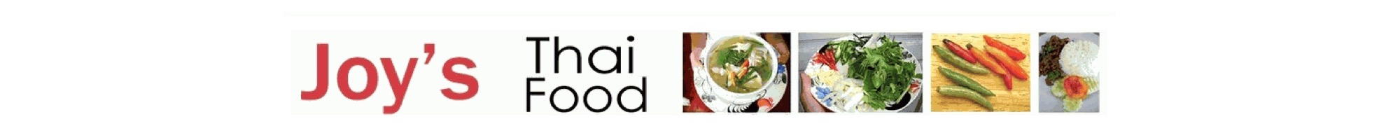 Thai Food Recipes and Cooking Blog | JoysThaiFood